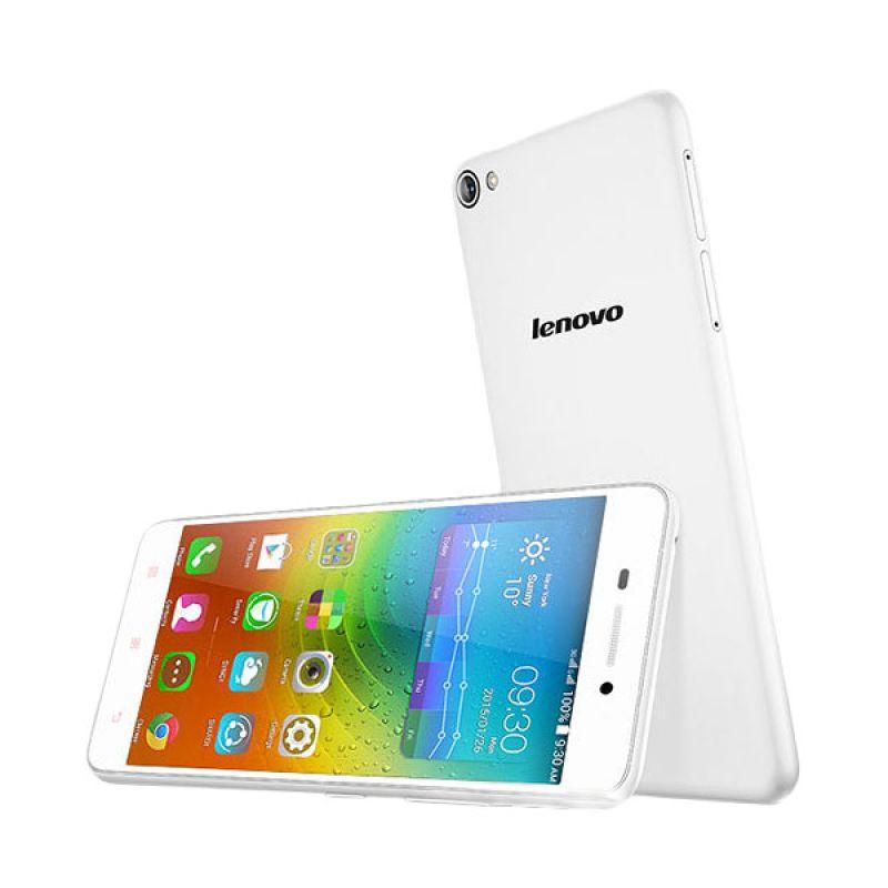 Lenovo S60 White Smartphone