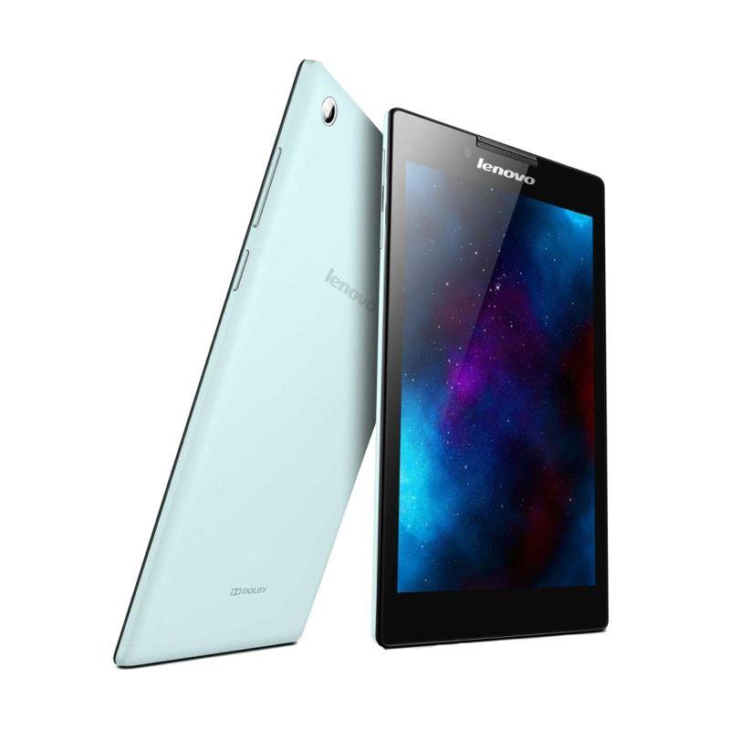 Lenovo Tab 2 A7-30 3G Aqua Blue Tablet [7.0 Inch/8 GB]