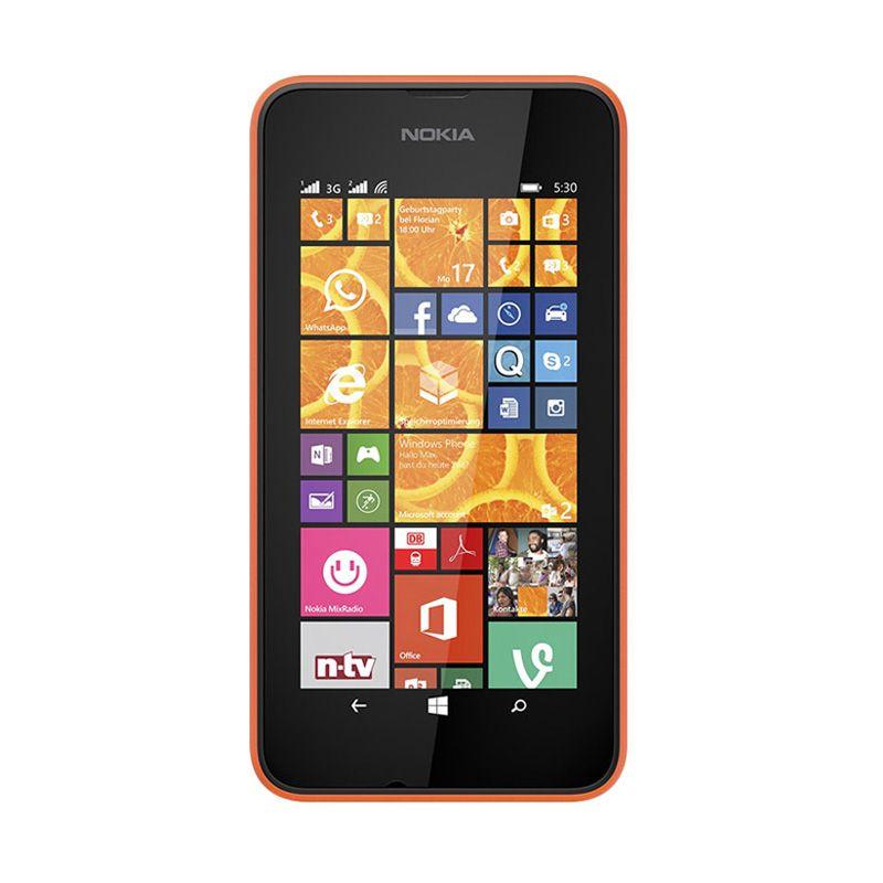 Nokia Lumia 530 Orange Smartphone