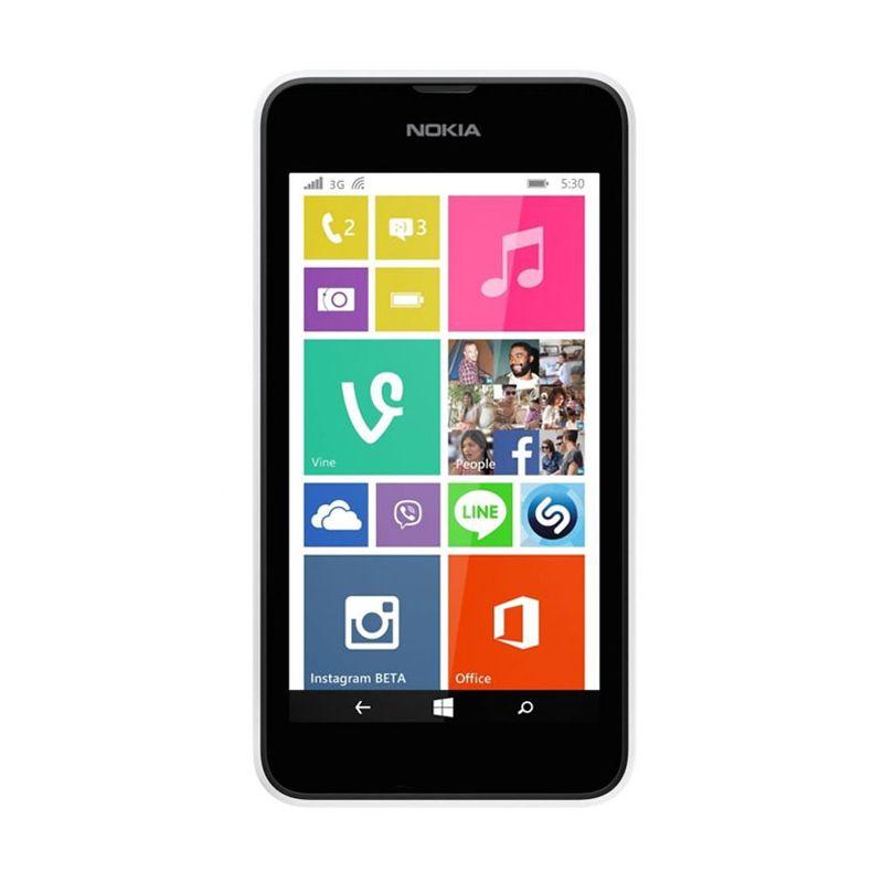 Nokia Lumia 530 White Smartphone