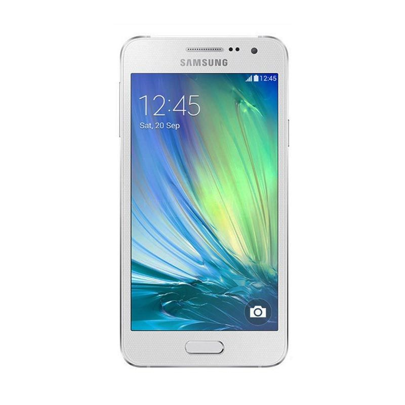 Samsung Galaxy A5 A500 White Smartphone [16 GB]