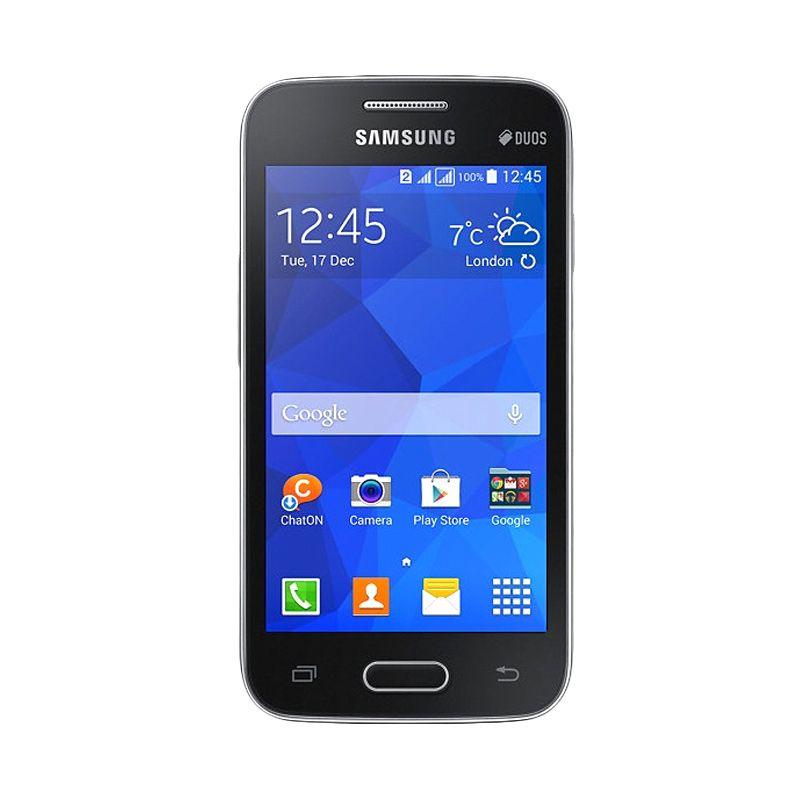 Samsung Galaxy V Plus G318 Black Smartphone