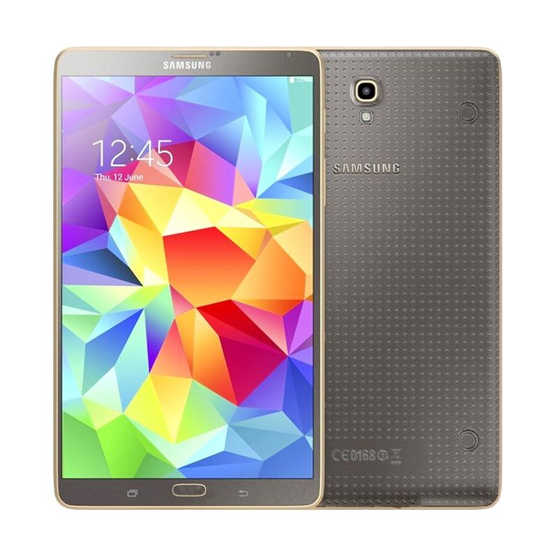 Samsung Tab S T705 Bronze Tablet Android [8.4 Inch]