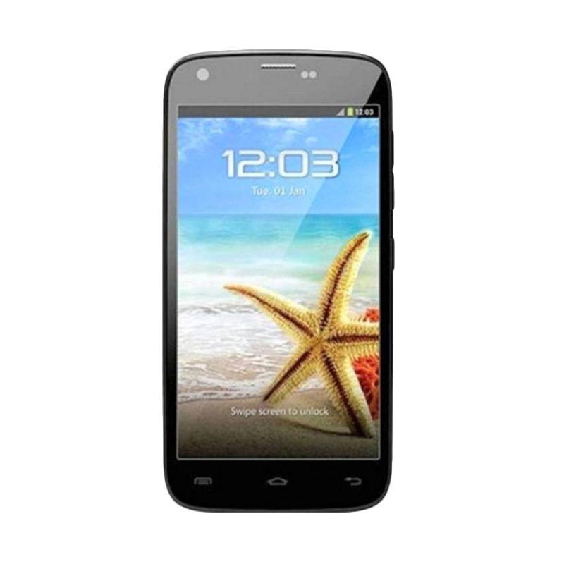 Advan GAIA S4D Black Smartphone
