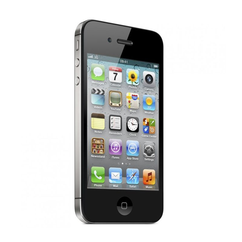 Apple iPhone 4S 32 GB Black Smartphone