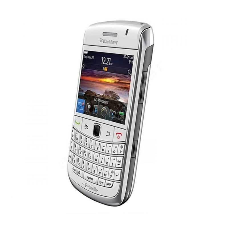 Blackberry Bold 9700 Onyx White Smartphone