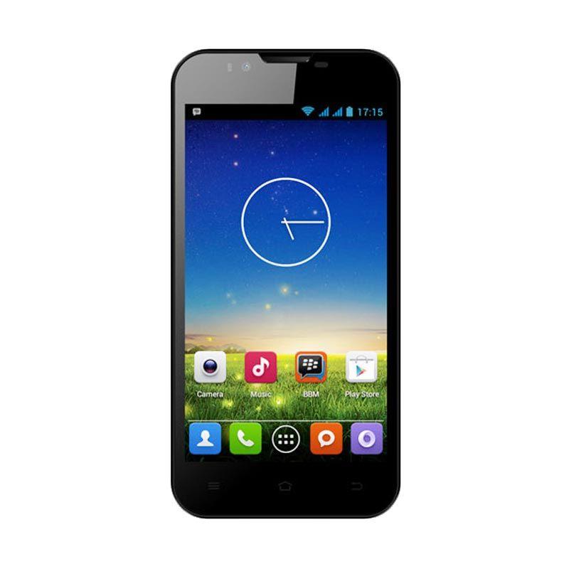 Evercoss A7V Black Smartphone