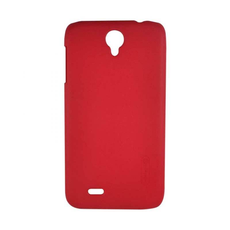 Nillkin Super Frosted Shield Red Casing for Lenovo A850