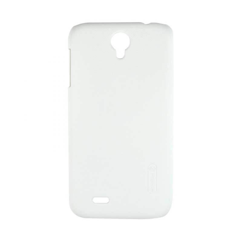 Nillkin Super Frosted Shield White Casing for Lenovo A850