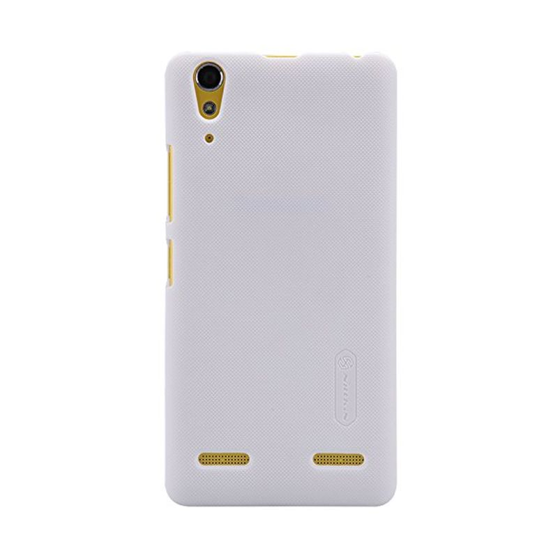 Nillkin Super Frosted Shield White Casing for Lenovo K3 A6000