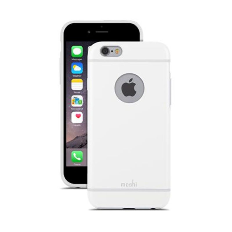 MOSHI iGlaze 99MO079102 White Casing for iPhone 6