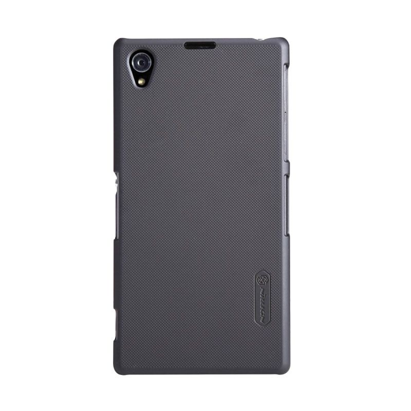 Nillkin Super Frosted Shield Black Casing for Sony Xperia Z Ultra
