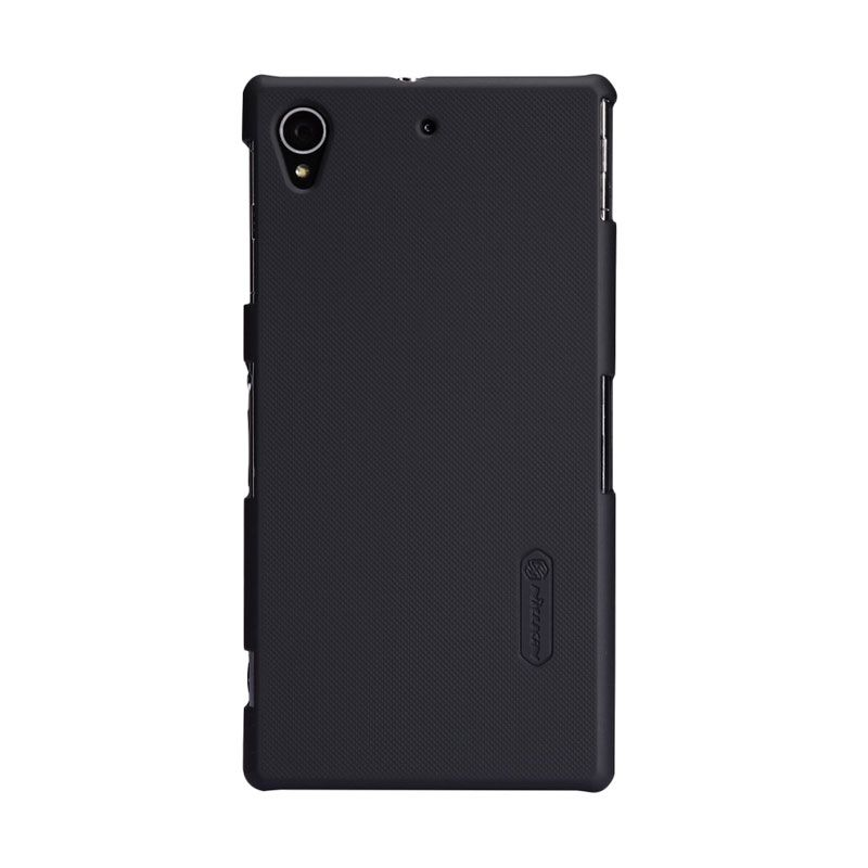 Nillkin Super Frosted Shield Black Casing for Sony Xperia Z1