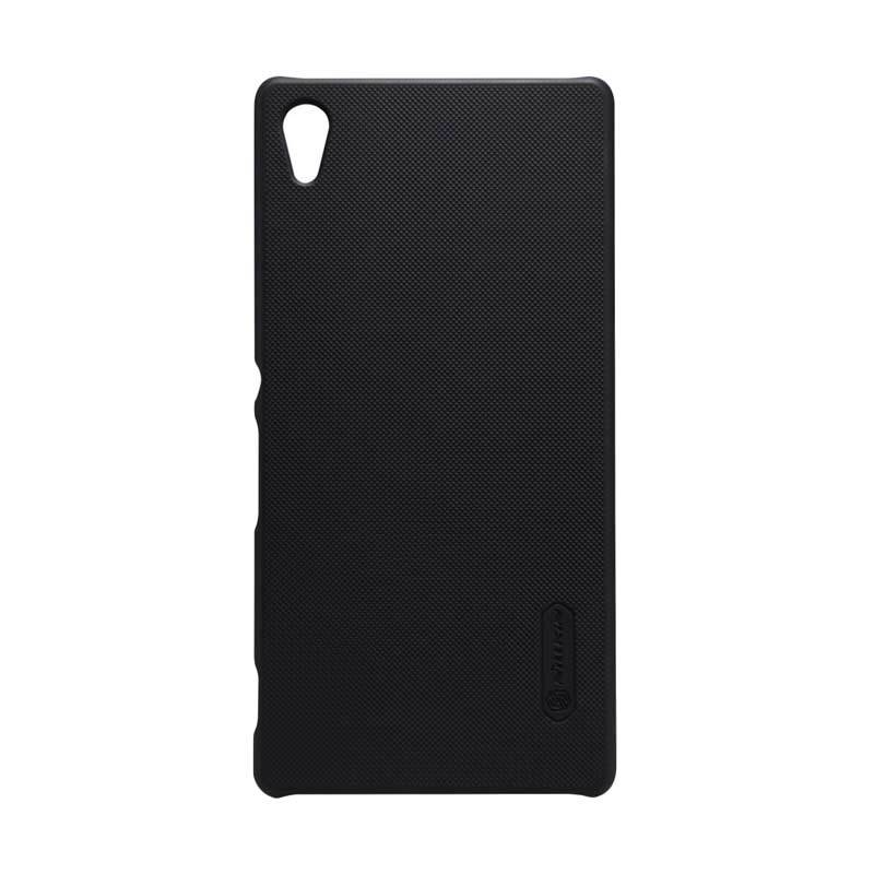 Nillkin Super Frosted Shield Black Casing for Sony Xperia Z4