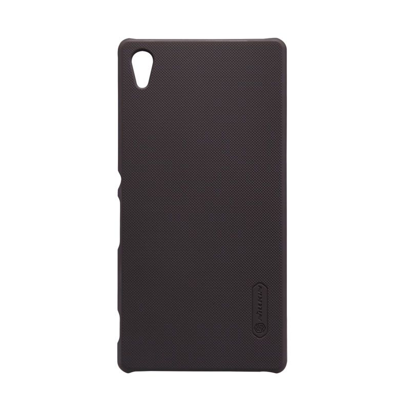 Nillkin Super Frosted Shield Brown Casing for Sony Xperia Z4