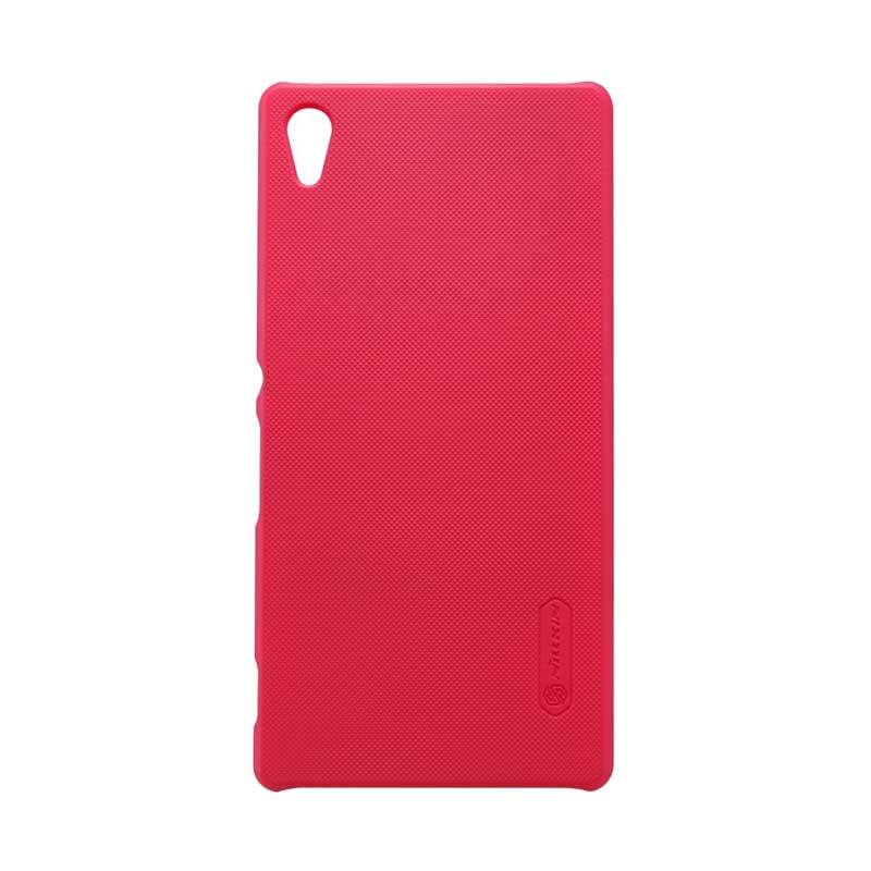Nillkin Super Frosted Shield Red Casing for Sony Xperia Z4
