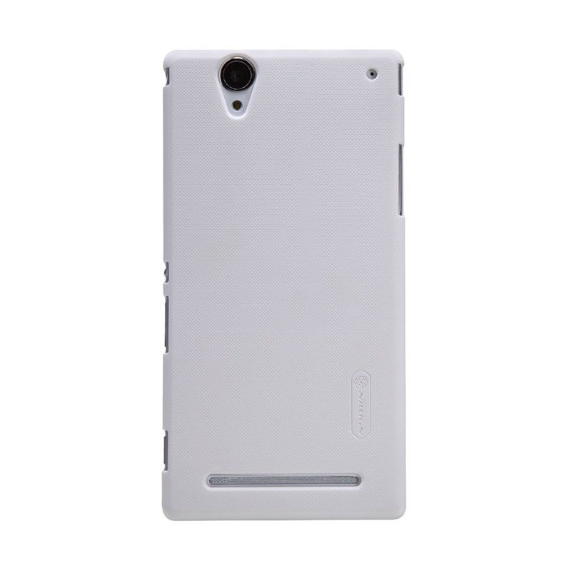 Nillkin Super Frosted Shield White Casing for Sony Xperia T2 Ultra