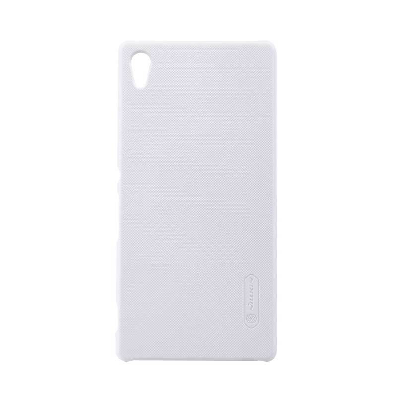 Nillkin Super Frosted Shield White Casing for Sony Xperia Z4