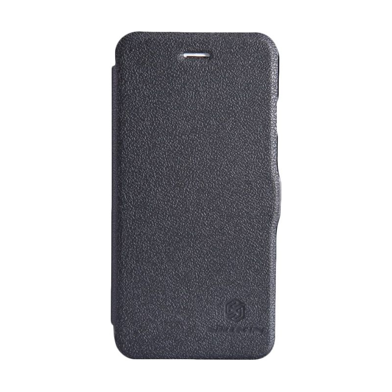 Nillkin Fresh Leather Black Casing for iPhone 6 or 6s