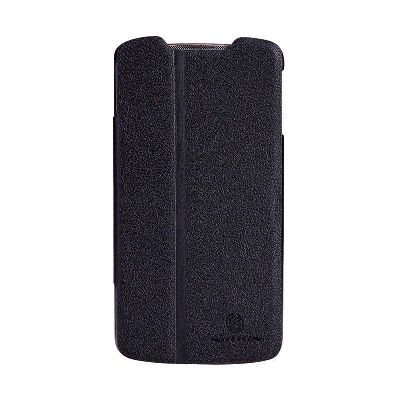 Nillkin Fresh Leather Black Casing for Lenovo S920