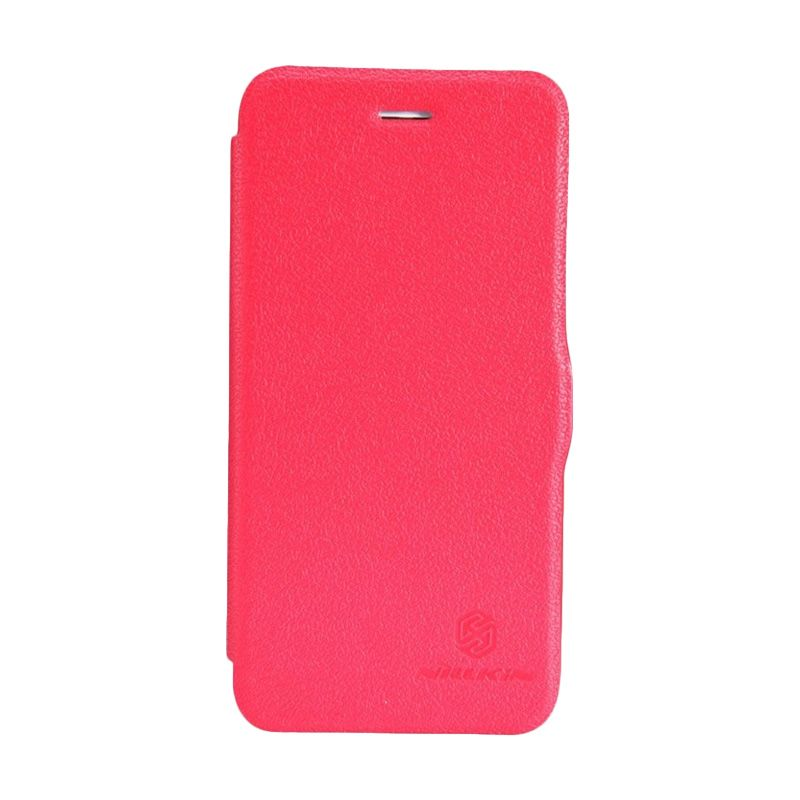 Nillkin Fresh Leather Red Casing for iPhone 6 or 6s
