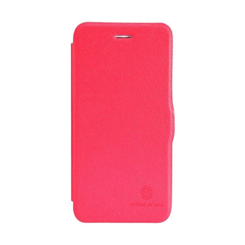 Nillkin Fresh Leather Red Casing for iPhone 6 Plus or 6s Plus