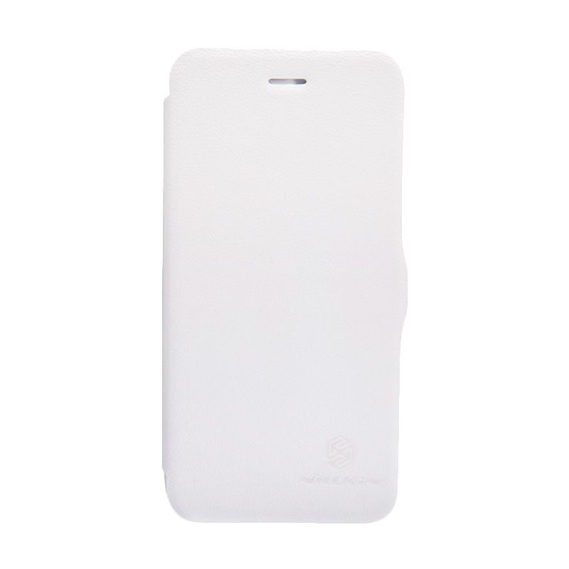 Nillkin Fresh Leather White Casing for iPhone 6 Plus or 6s Plus