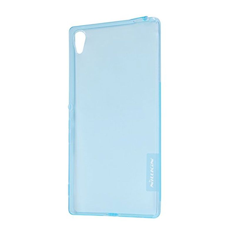 Nillkin Nature TPU Blue Casing for Sony Xperia Z4 or Xperia Z3 Plus