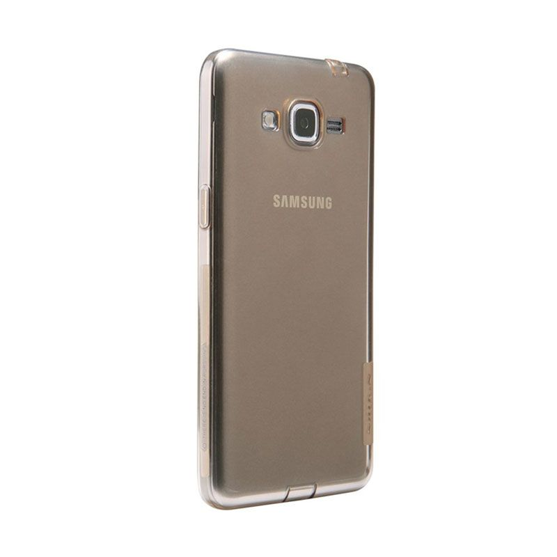 Nillkin Nature TPU Brown Casing for Galaxy Grand Prime G5308W