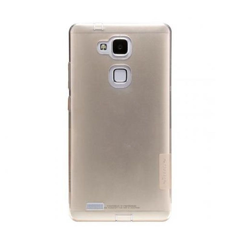 Nillkin Nature TPU Brown Casing for Huawei Ascend Mate 7