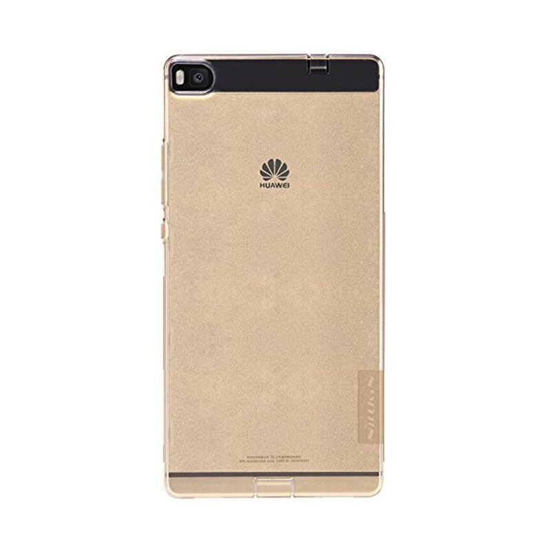 Nillkin Nature TPU Brown Casing for Huawei Ascend P8