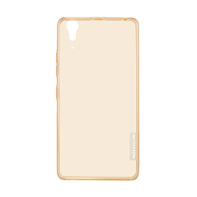 Nillkin Nature TPU Brown Casing for Lenovo K3 A6000