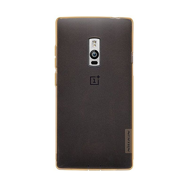 Nillkin Nature TPU Brown Casing for OnePlus 2 A0002