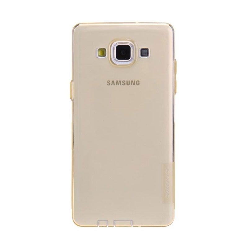 Nillkin Nature TPU Brown Casing for Samsung Galaxy A5 A5000
