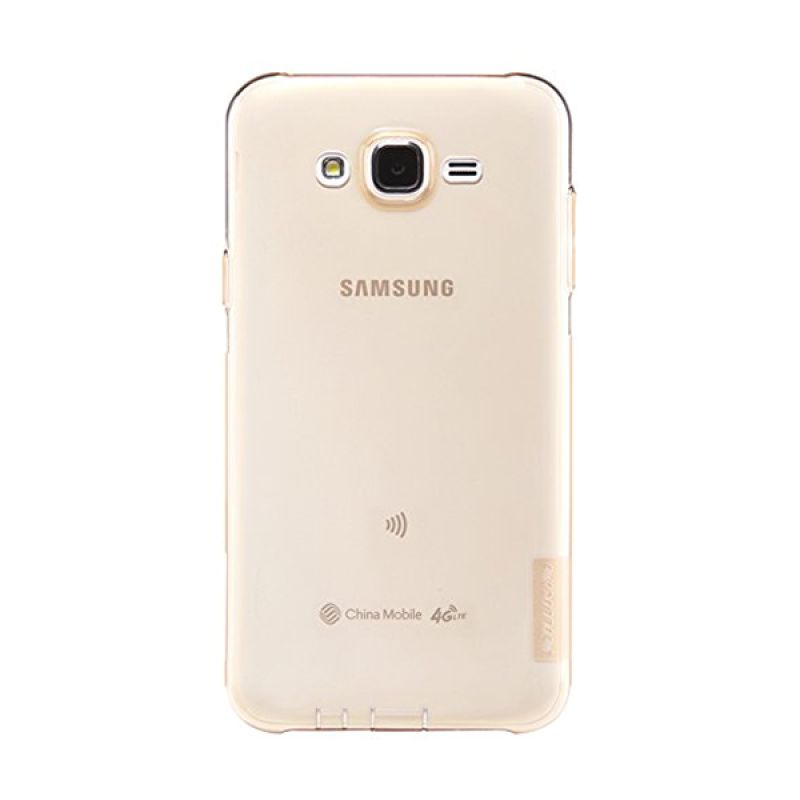 Nillkin Nature TPU Brown Casing for Samsung Galaxy J7