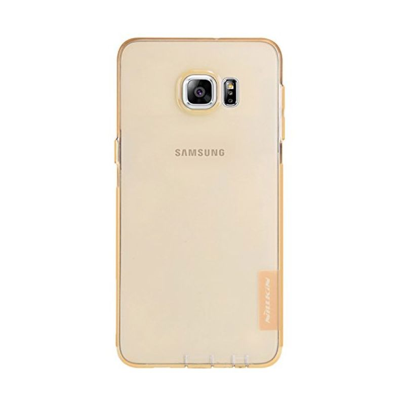Nillkin Nature TPU Brown Casing for Samsung Galaxy S6 Edge Plus