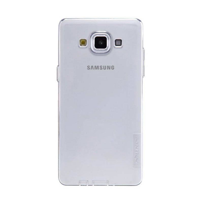 Nillkin Nature TPU Gray Casing for Samsung Galaxy A5 A5000