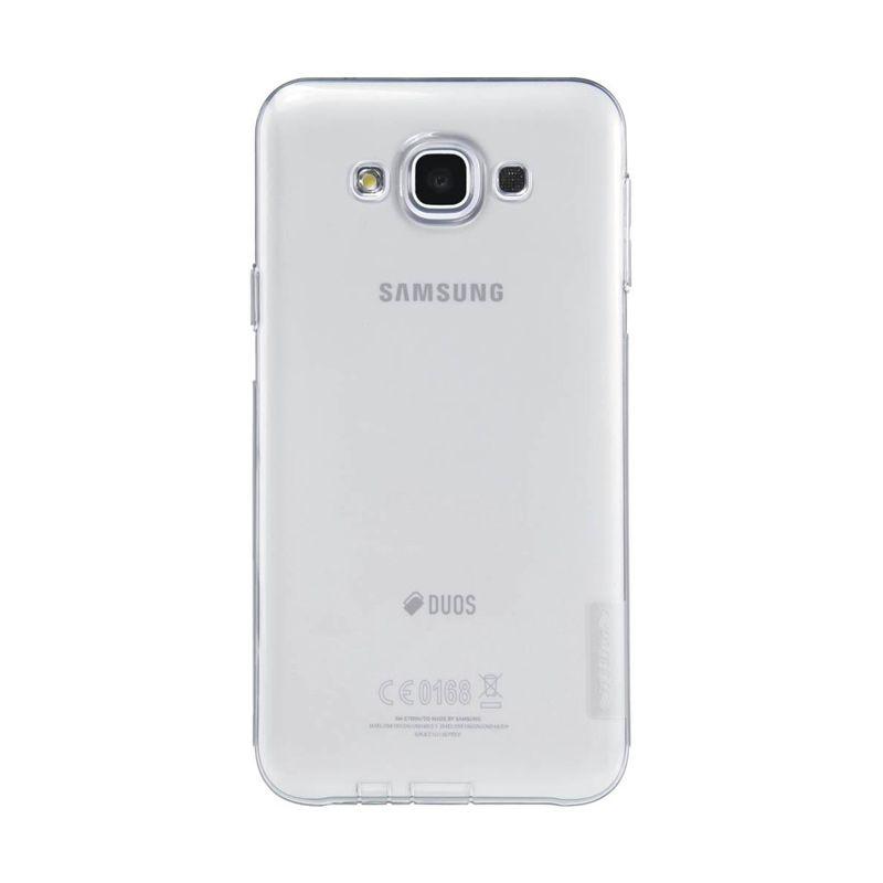 Nillkin Nature TPU Gray Casing for Samsung Galaxy E7 E700