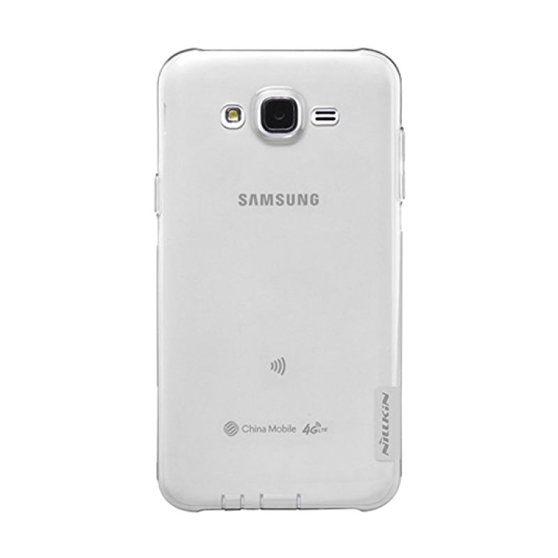 Nillkin Nature TPU Gray Casing for Samsung Galaxy J7