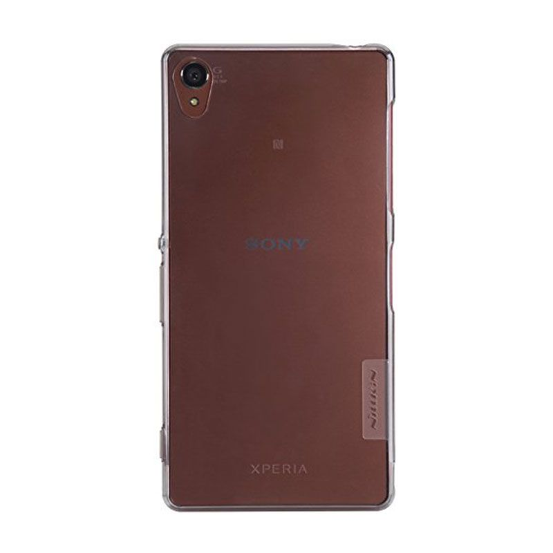 Nillkin Nature TPU Gray Casing for Sony Xperia Z3 L55