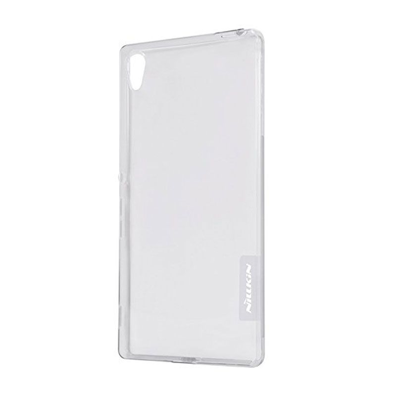Nillkin Nature TPU Gray Casing for Sony Xperia Z4 or Xperia Z3 Plus