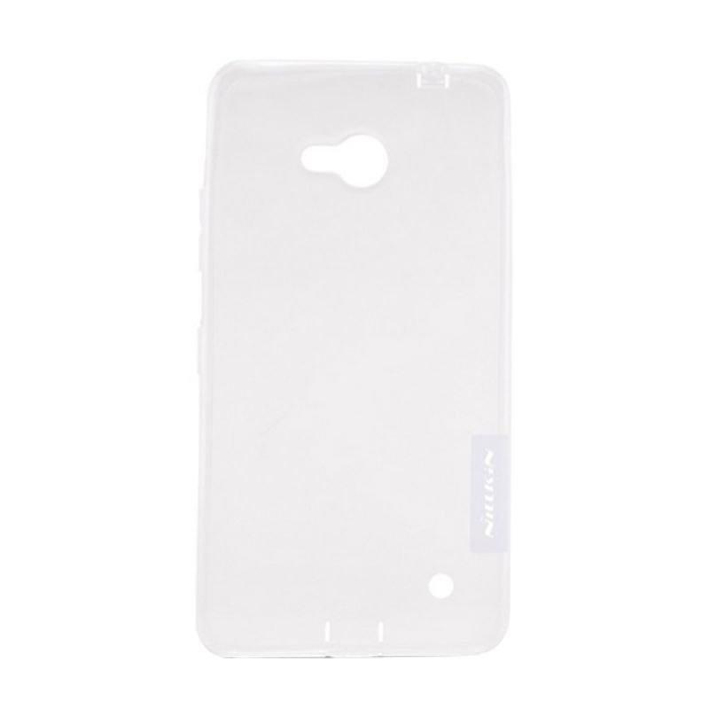 Nillkin Nature TPU White Casing for Nokia Lumia 640