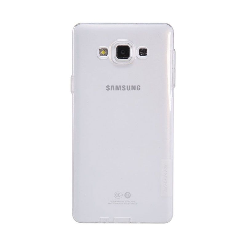 Nillkin Nature TPU White Casing for Samsung Galaxy A7 A700