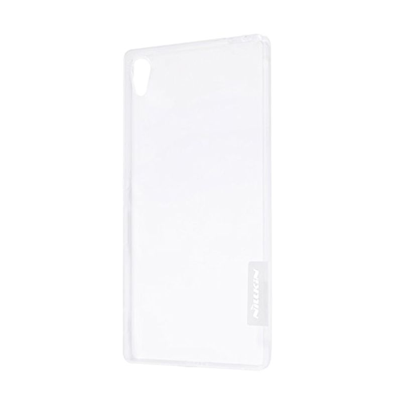 Nillkin Nature TPU White Casing for Sony Xperia Z4 or Xperia Z3 Plus
