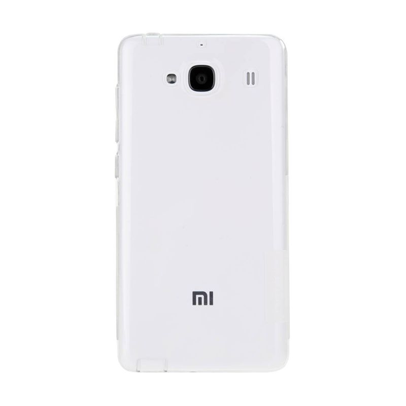 Nillkin Nature TPU White Casing for Xiaomi Redmi 2