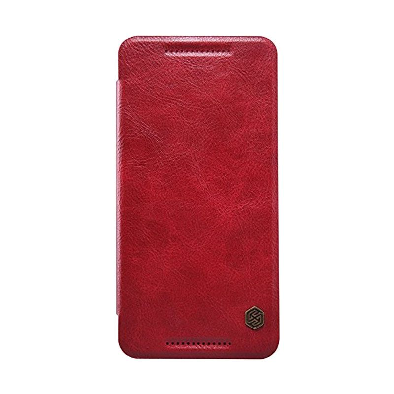 Nillkin Qin Leather Red Casing for HTC One E9 Plus E9+