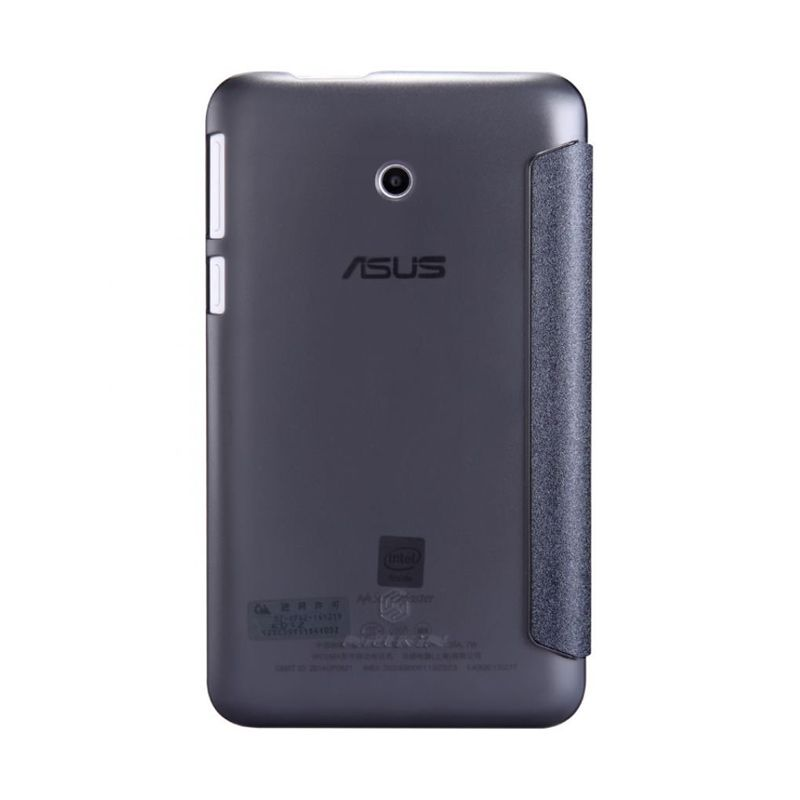 Nillkin Sparkle Leather Black Casing for Asus Fonepad 7 FE170CG