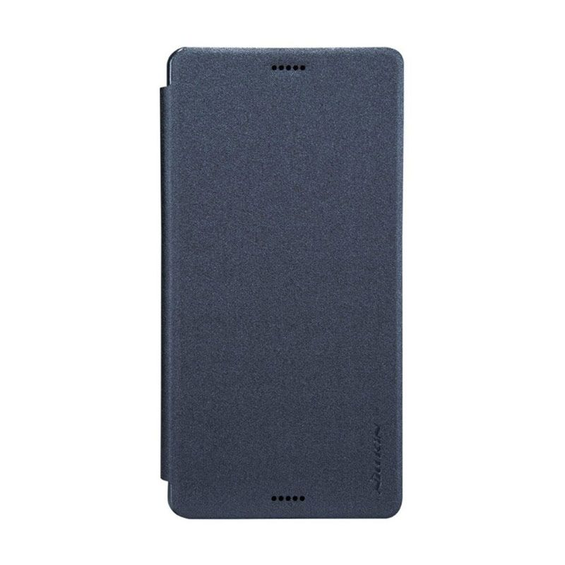 Nillkin Sparkle Leather Black Casing for Sony Xperia Z3 L55