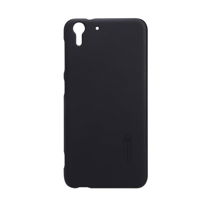 Nillkin Super Frosted Shield Black Casing for HTC Desire Eye