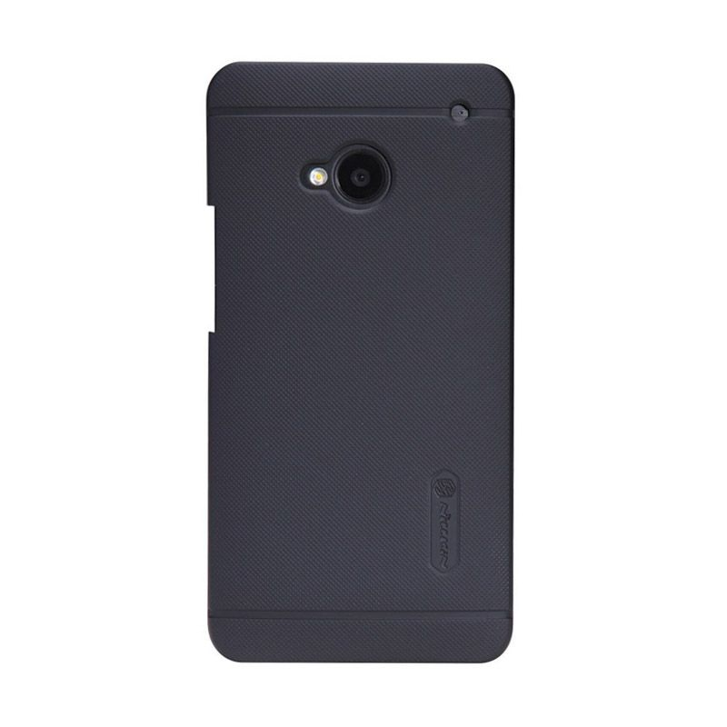 Nillkin Super Frosted Shield Black Casing for HTC One Dual 802d
